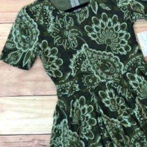 LuLaRoe • Amelia Paisley Print Dress